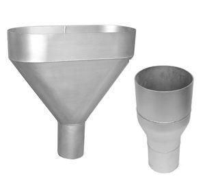 Stainless Steel Hub Drains