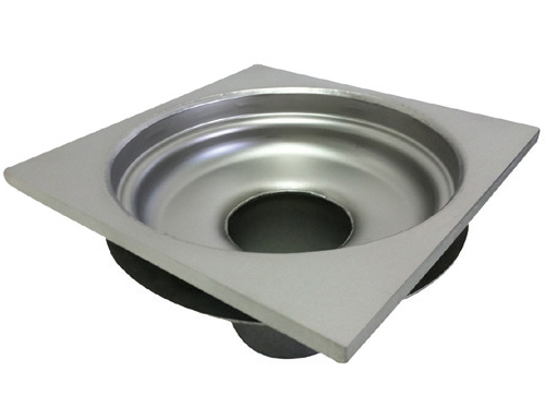 Stainless Steel Low Profile Drain