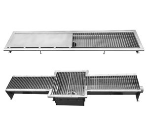 Stainless Steel Trench Drains